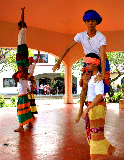 Sambi sa Malong by the Nayong Pilipino Dance Troupe